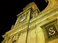 Uno scorcio della Basilica  - Biancavilla (2578 clic)