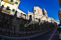FACCIATA SANTUARIO MARIA SS.DELLE GRAZIE- SANTA CATERINA VIL.SA  (CALTANISSETTA)  - Santa caterina villarmosa (4568 clic)
