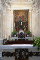 INTERNO CHIESA MADRE  - Calascibetta (3476 clic)
