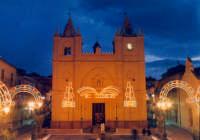 NOTTURNO CHIESA MADRE  - Vallelunga pratameno (5862 clic)