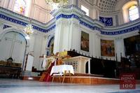 chiesa madre s.caterina vILLARMOSA venerdi santo 2014  - Santa caterina villarmosa (469 clic)