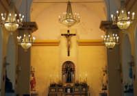 INTERNO CHIESA SAN FRANCESCO.  - Castellana sicula (3353 clic)