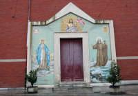 FACCIATA ESTERNA CHIESA SAN FRANCESCO.  - Castellana sicula (6572 clic)