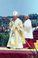 VISITA DEL SANTO PADRE GIOVANNI PAOLO II CALTANISSETTA 10.MAGGIO.1993  - Caltanissetta (4602 clic)