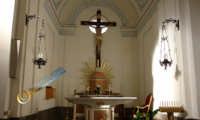 INTERNO CHIESA SAN DOMENICO  - Caltanissetta (2989 clic)