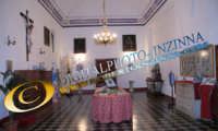 INTERNO  CHIESA  - Santa flavia (5873 clic)