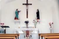 INTERNO CHIESA FILO DI ROCCHE  - Santa caterina villarmosa (4152 clic)