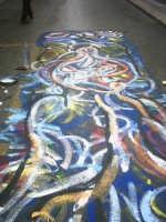 Settimane dell'Arte e della Cultura 13 settembre - 5 ottobre 2003 - Montelepre ARTE PER STRADA I MADONNARI di M.G. Palazzolo  - Montelepre (3209 clic)
