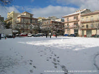 Neve a Ragusa (Gennaio 2005)  - Ragusa (5100 clic)