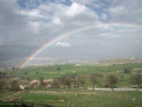 Campagna con arcobaleno  - Comiso (3635 clic)