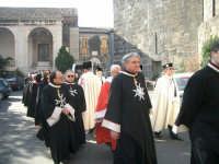 Festa di Sant'Agata - processione per la Messa pontificale - Sfilata degli Ordini  - Catania (3089 clic)
