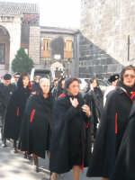 Festa di Sant'Agata - processione di inizio della Messa pontificale - Sfilata degli Ordini  - Catania (3079 clic)