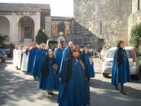 Festa di Sant'Agata - processione per la Messa pontificale - Sfilata degli Ordini  - Catania (2437 clic)