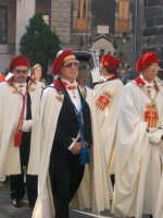 Festa di Sant'Agata - processione per la Messa pontificale - Sfilata degli Ordini  - Catania (2746 clic)