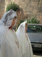 Festa di Sant'Agata - processione per la Messa pontificale - Sfilata degli Ordini  - Catania (3041 clic)