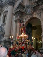 Festa di san Giovanni Battista 29 agosto 2003  - Ragusa (4346 clic)