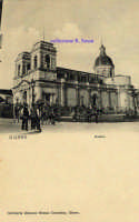 Cartolina d'epoca - Duomo di Giarre  - Giarre (6906 clic)