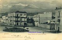 Cartolina d'epoca - Piazza Duomo  - Giarre (8347 clic)