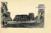 Cartolina d'epoca - Piazza Duomo  - Giarre (9738 clic)