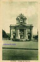 Cartolina d'epoca - Chiesa del Carmine  - Giarre (9709 clic)