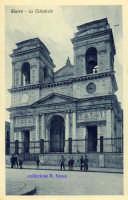 Cartolina d'epoca - Duomo  - Giarre (3472 clic)