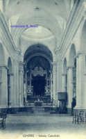 Cartolina d'epoca - Interno Duomo  - Giarre (3906 clic)