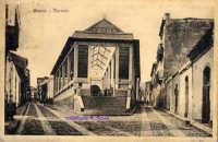 Cartolina d'epoca - Il Mercato  - Giarre (4675 clic)