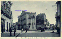 Cartolina d'epoca - Monumento ai Caduti  - Giarre (3498 clic)