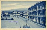 Cartolina d'epoca - Piazza Duomo  - Giarre (3553 clic)