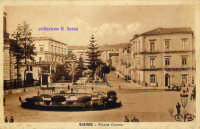 Cartolina d'epoca - Piazza Duomo  - Giarre (3838 clic)