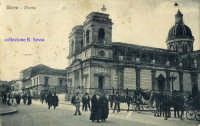 Cartolina d'epoca - Piazza Duomo  - Giarre (3588 clic)