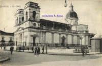 Cartolina d'epoca - Piazza Duomo  - Giarre (3325 clic)