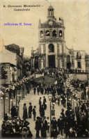 Cartolina d'epoca - Chiesa di San Giovanni  - Giarre (6653 clic)