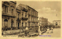 Cartolina d'epoca - Villetta Nasi  - Giarre (7562 clic)