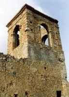 La torre del Castello Normanno.  - Forza d'agrò (5856 clic)