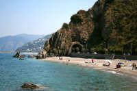 Veduta di un tratto del litorale.  - Capo d'orlando (6715 clic)