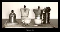 Diversi tipi di caffettiere.  - Catania (4881 clic)