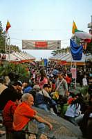 Ottobrata 2005, i visitatori della manifestazione.  - Zafferana etnea (2063 clic)