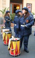 Settimana Sa a a Caltanisetta. Anno 2006, banda musicale.  - Caltanissetta (2965 clic)