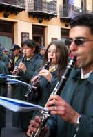 Settimana Santa a Caltanissetta. Anno 2006, banda musicale.  - Caltanissetta (2497 clic)