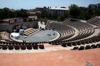 Anfiteatro comunale.  - Zafferana etnea (9929 clic)