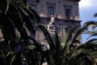 Piazza Stesicoro, monumento a Vincenzo Bellini.  - Catania (1278 clic)