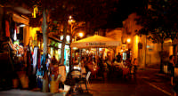 Strada principale del centro di Lipari.  - Lipari (3253 clic)