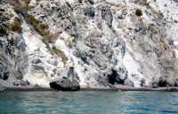 tratto di costa di Lipari..  - Lipari (3164 clic)