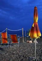 Spiaggia all'imbrunire.   - Letoianni (5343 clic)