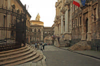 Via Crociferi.  - Catania (2512 clic)