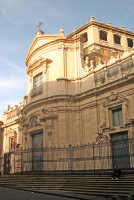 Via Crociferi Chiesa S.Giuliano.  - Catania (5636 clic)
