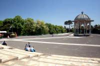 Caltagirone, giardino pubblico, il chiostro.  - Caltagirone (2915 clic)