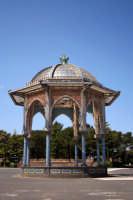 Caltagirone, giardino pubblico, il chiostro.  - Caltagirone (9169 clic)