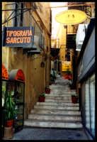 Vicoletto del centro della città.  - Agrigento (3582 clic)